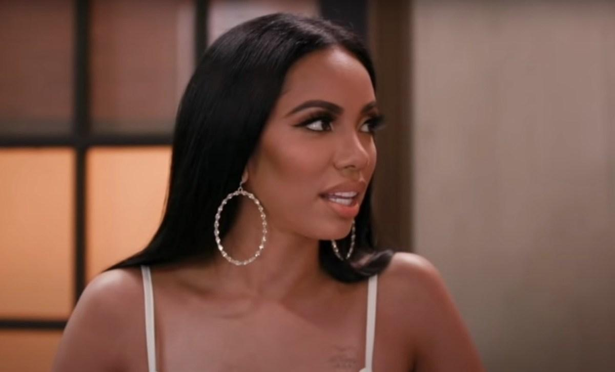 Erica Mena Leaves Very Little To The Imagination With This Photo