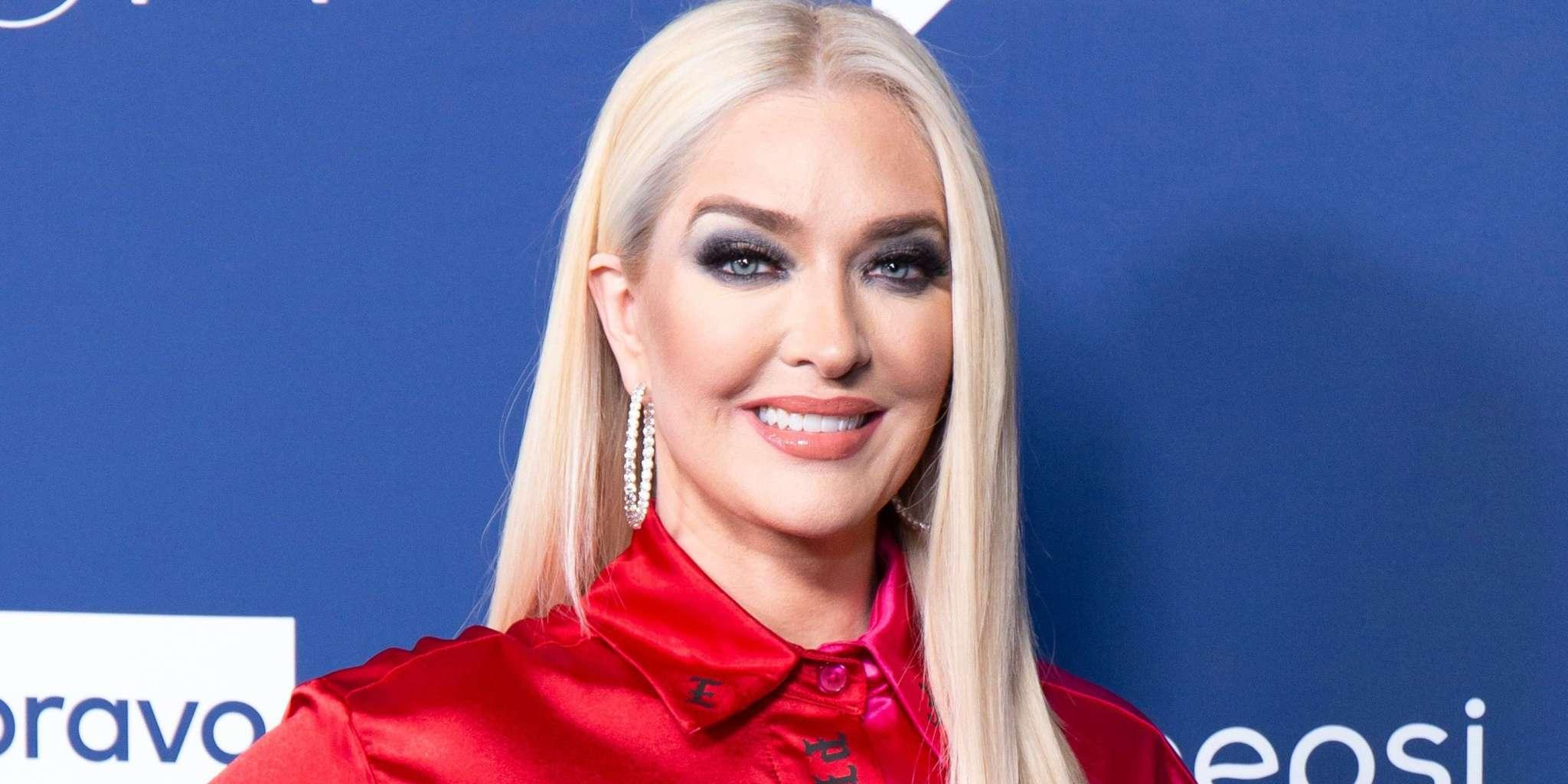 Has Erika Jayne Been Demoted To A Friend Of On RHOBH? Fans React To Rumor