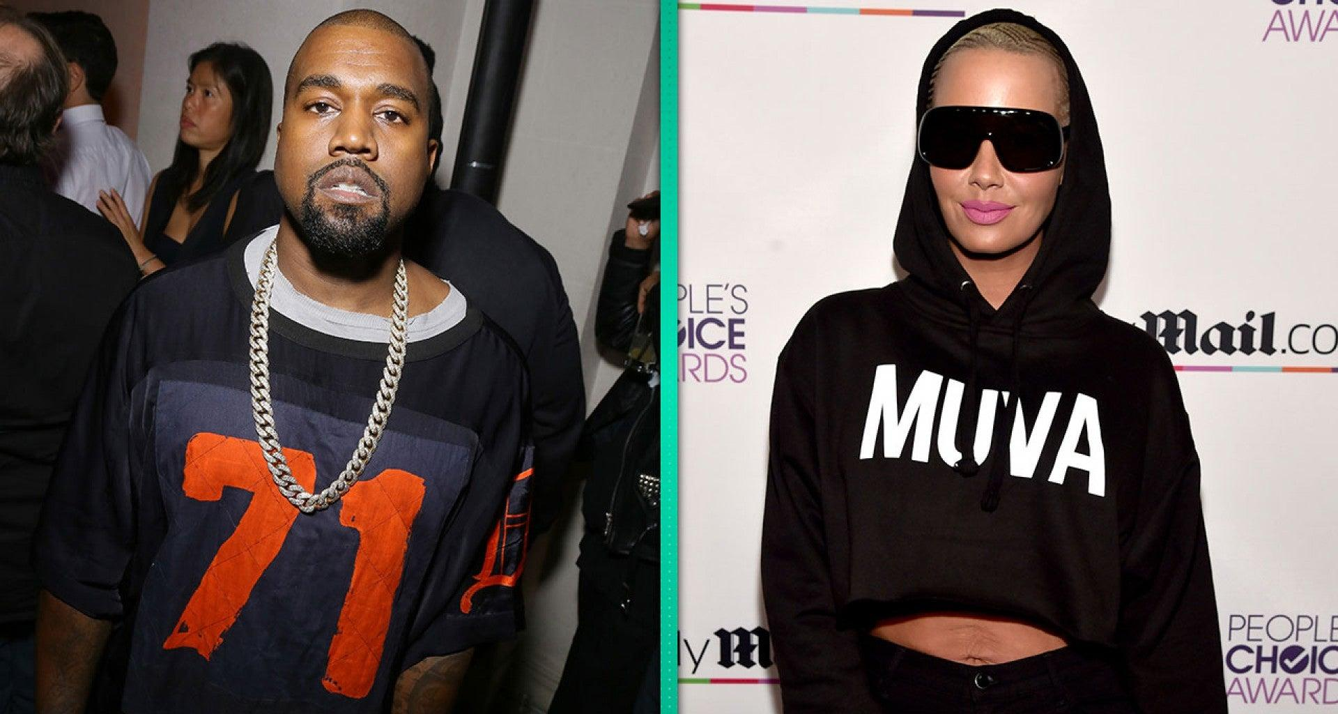 Amber Rose Celebrates Her 37th Birthday - She Also Asks Kanye West To Stop Bullying Her!