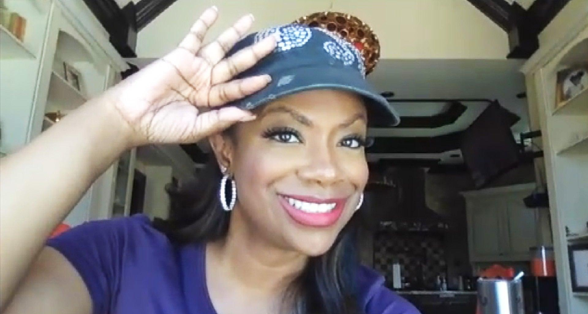 Kandi Burruss Makes Fans Smile With This Video
