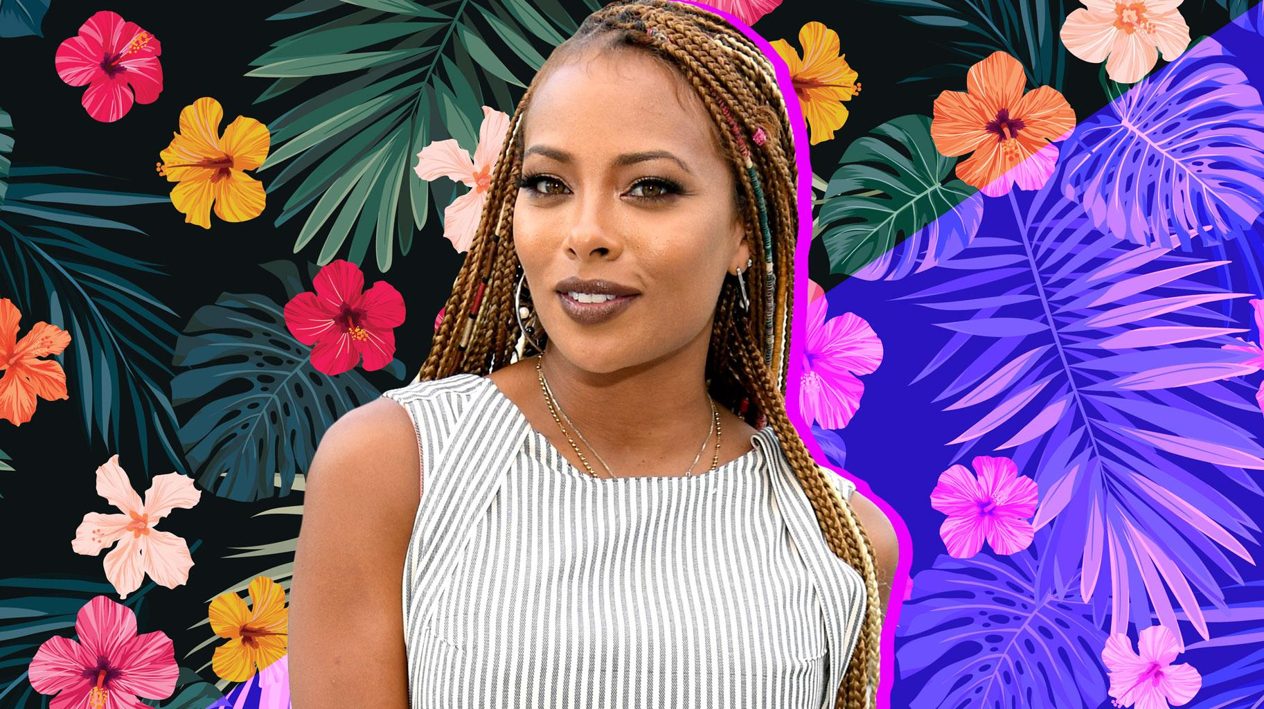 Eva Marcille Poses With Kenya Moore At Cynthia Bailey's Wedding - See Them Glowing In White!