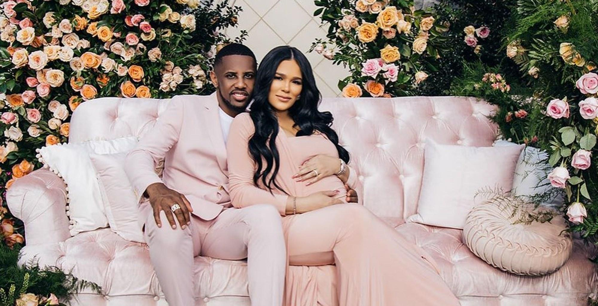 Emily B Looks Fantastic In New Maternity Photos -- Some Fans Are Still Not Ready To Forgive Fabolous