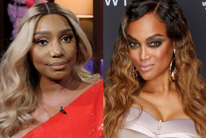 "Tyra Banks Sets The Record Straight About Banning ""Housewives"" From ""Dancing With The Stars"" Following NeNe Leakes' Call-Out"