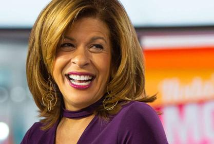 Hoda Kotb Spotted Hanging Out With Her Kids In Central Park