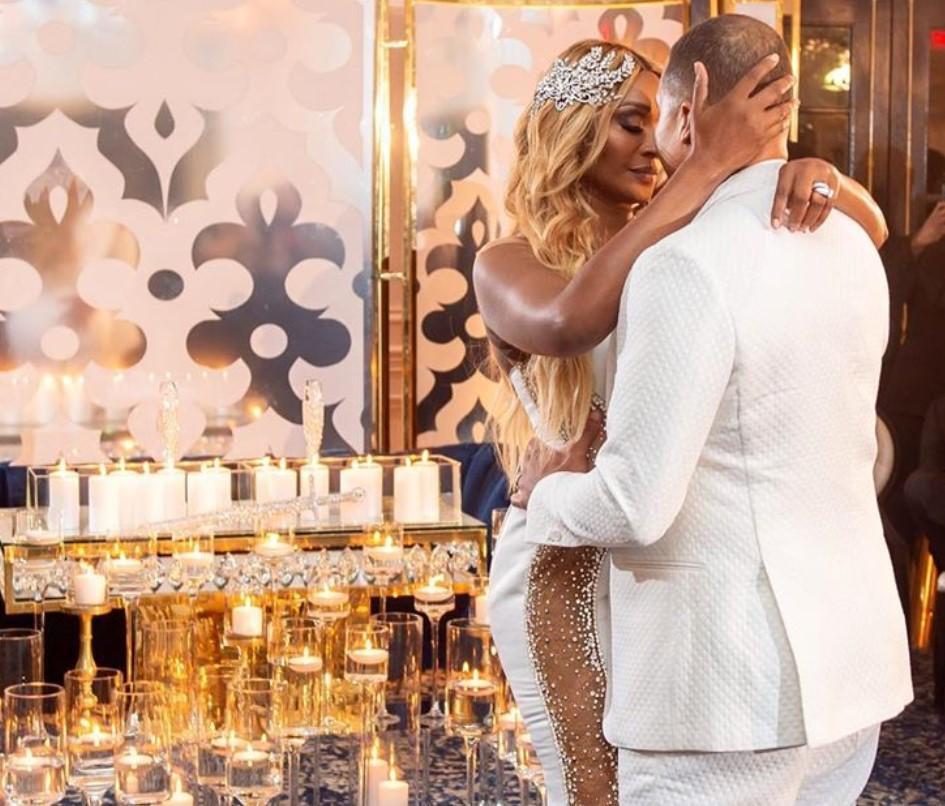 'RHOA' Star Cynthia Bailey Explains Why She Didn't Have Sex On Her Wedding Night With Husband Mike Hill