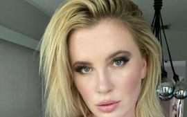 Ireland Baldwin Poses Topless In Support Of Voting