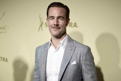 James Van Der Beek Reveals What Led To His Family's Exit From California
