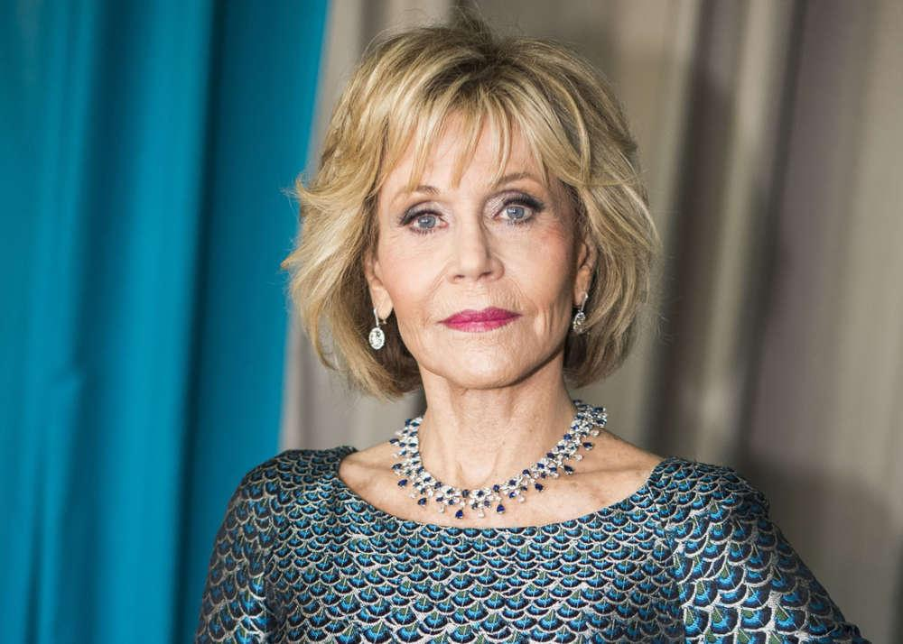 Jane Fonda Touches On Her Bedroom Life As An 82-Year-Old Woman