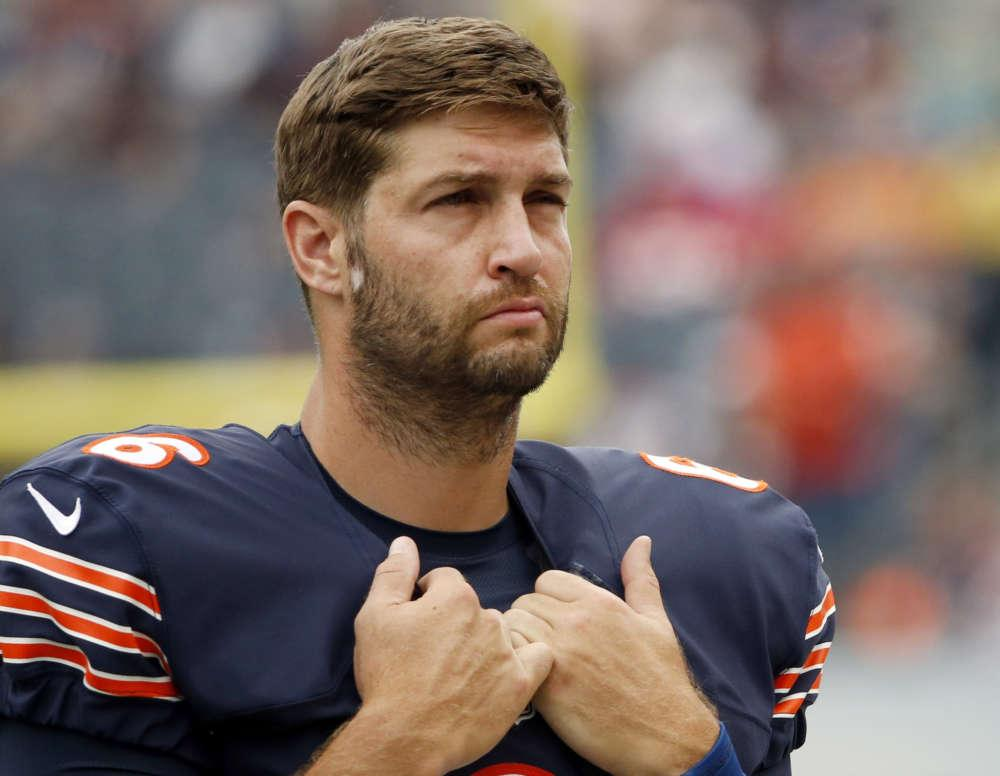 Jay Cutler Reveals He's Going To Vote For Trump This Year