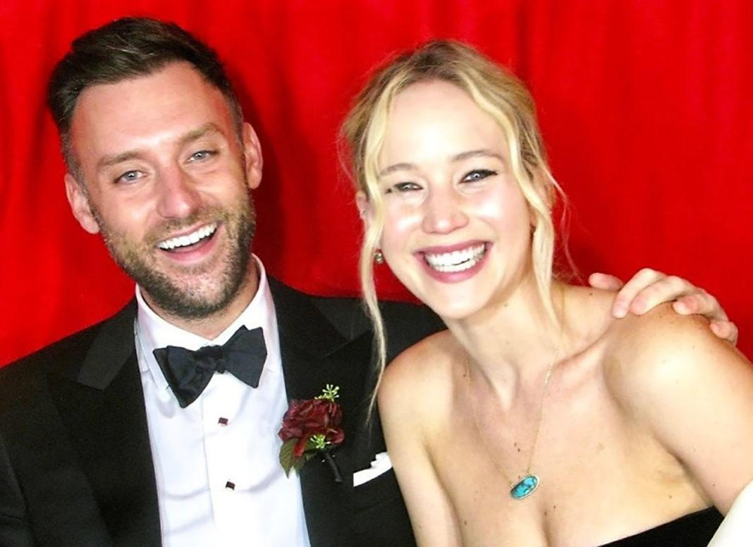 Jennifer Lawrence Gives Rare Interview About Married Life With Cooke Maroney
