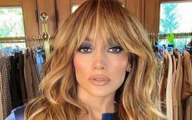 Jennifer Lopez Is Magnificent In Satin And Silk — See The Stunning Photos