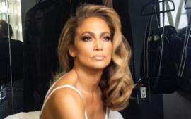 Jennifer Lopez Puts Her Curves On Full Display In Cutout Dress