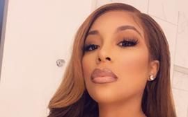 K. Michelle Faces Wicked World And Wants To Be Left Alone -- Fans Send Her Prayers After Alarming Tweets About Cheating Allegations And More