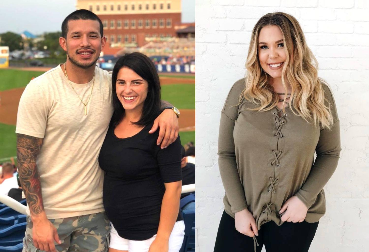 Kailyn Lowry Apologizes To Lauren Comeau For Embarrassing Her By Revealing Javi Marroquin Asked Her To Hook Up!