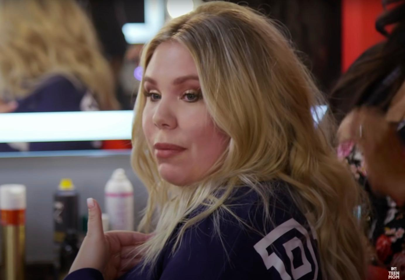 Kailyn Lowry Says That One Of Her Baby Daddies Humiliated Her By Asking For A Paternity Test!