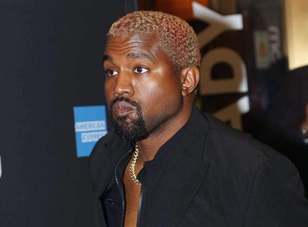 Kanye West Takes Out Full Page Ad In The New York Times To Advertise His Campaign
