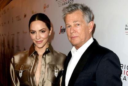 Katharine McPhee And David Foster Are Having Their First Child Together