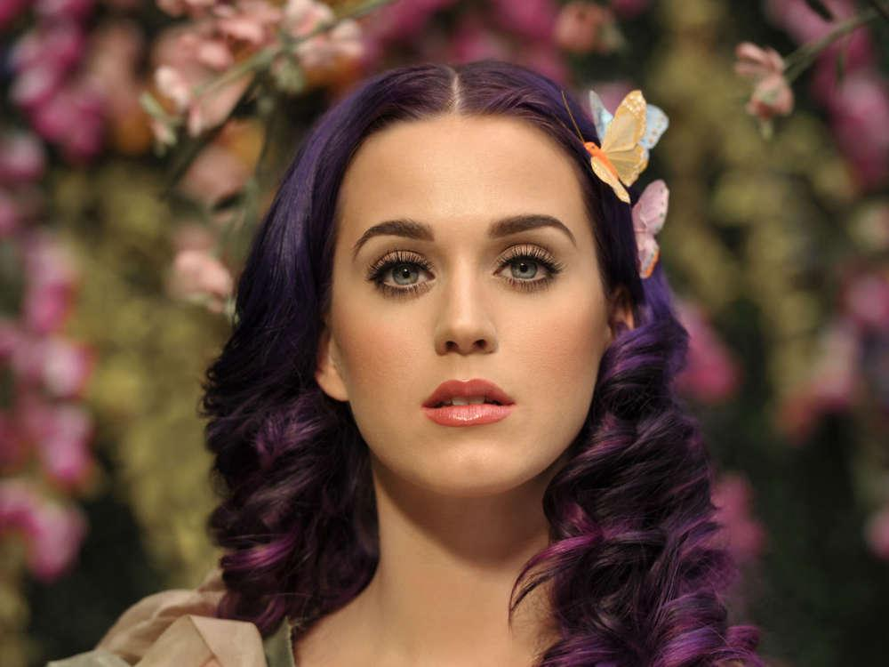 Katy Perry Finds Another Purpose For Her Face Mask - Dog Poop