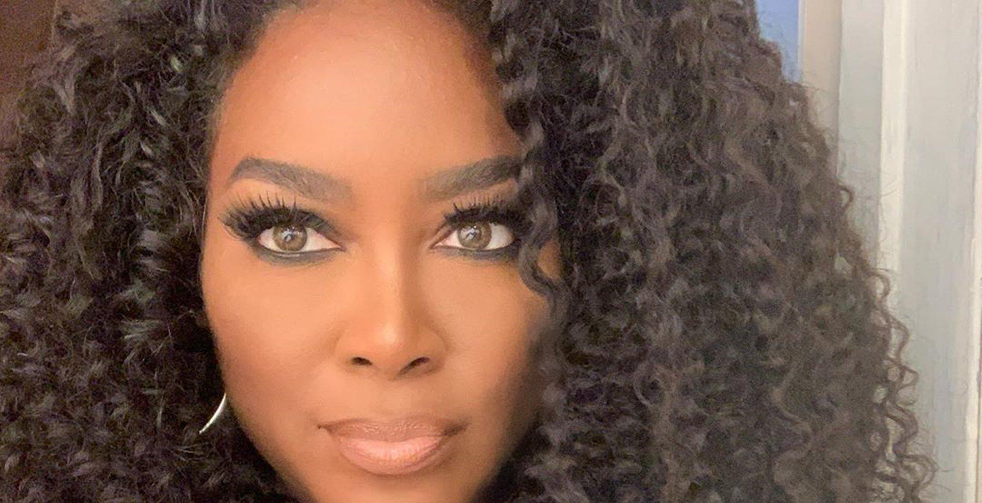 Kenya Moore Showed Her Excitement For Cynthia Bailey's Wedding