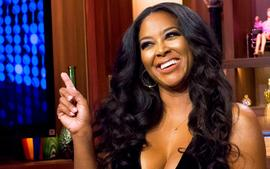Kenya Moore Tells Fans That Sky's The Limit - See Her Gorgeous Photo