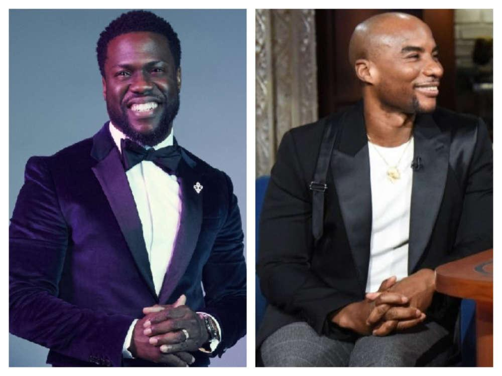 Kevin Hart And Charlamagne Tha God Are Working With Audible To Promote Content Created By Black People