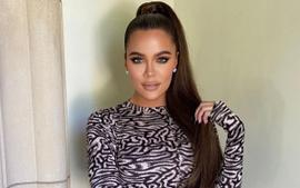 Khloe Kardashian Wears Maisie Wilen As She Says She's Out Of F*cks To Give