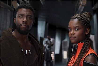 Letitia Wright Talks 'Black Panther' Sequel - Admits It Will Feel 'Strange' Shooting Without The Late Chadwick Boseman