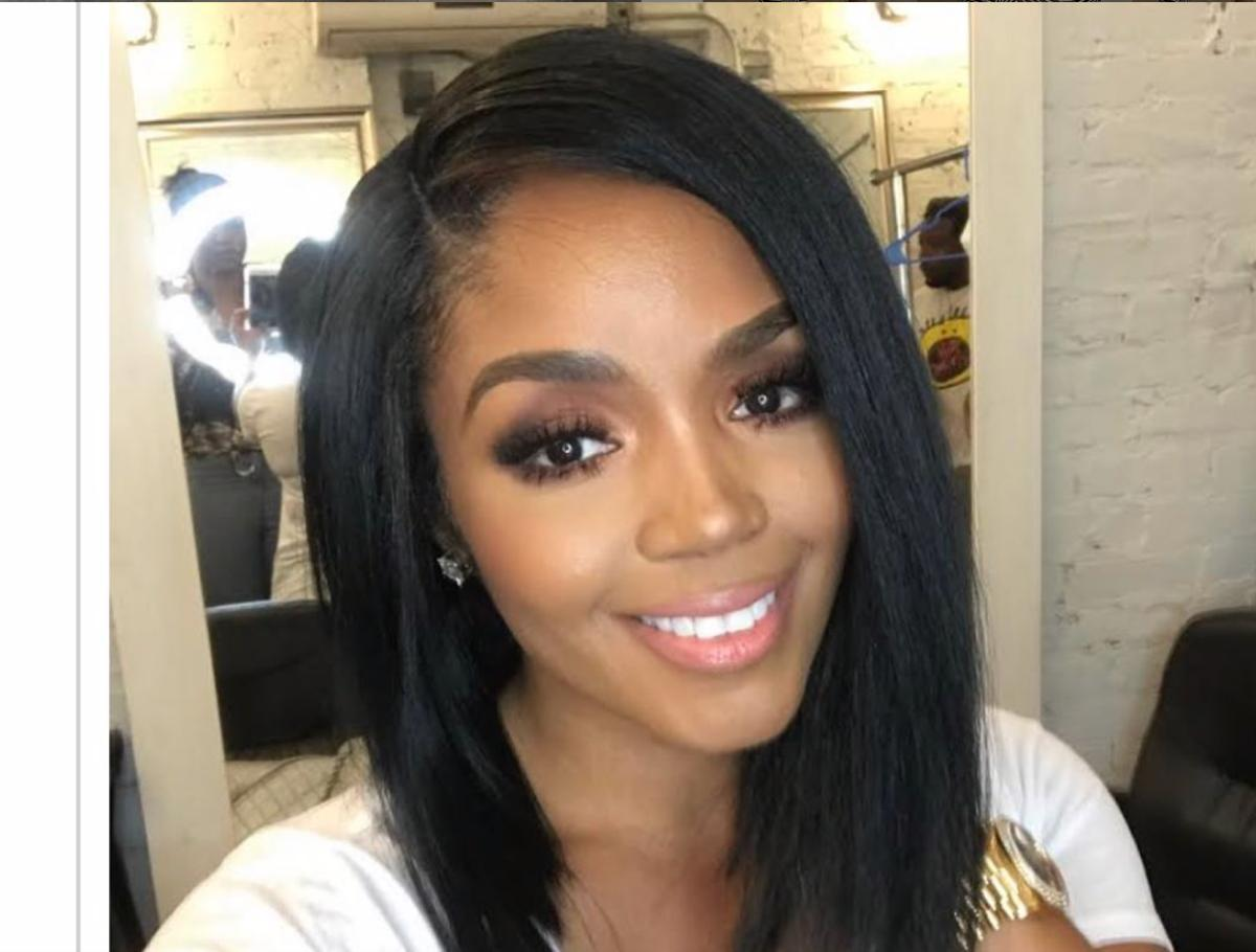 Rasheeda Frost Shows Off Her Outfit For Ky Frost's Birthday Dinner - See The Clip