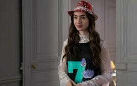 Lily Collins Admits She Was 'Wrong' About Her Titular 'Emily In Paris' Character Being Only 22 After Backlash