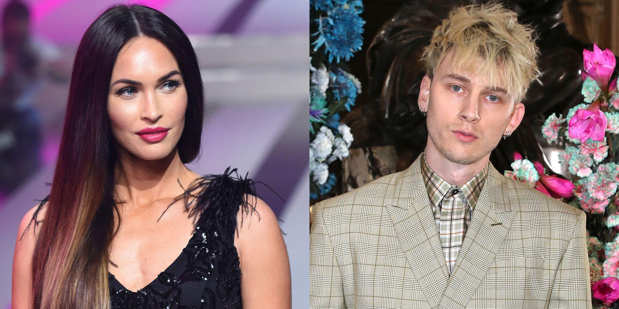 Machine Gun Kelly Reportedly Can't Wait To Marry Megan Fox And Even Start A Family With Her!