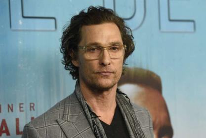 Matthew McConaughey Says He Wanted To Be The Hulk But Marvel Didn't Want It