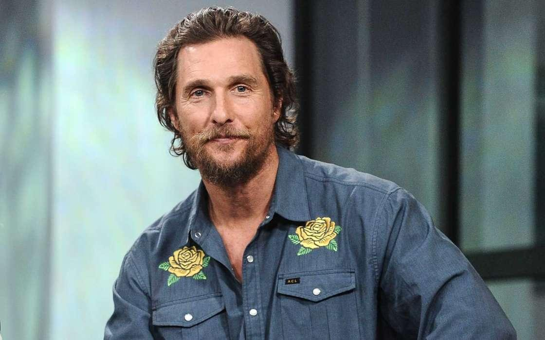 Matthew McConaughey Says The Sexual Tension Between Jennifer Aniston And Brad Pitt Was 'Palpable'