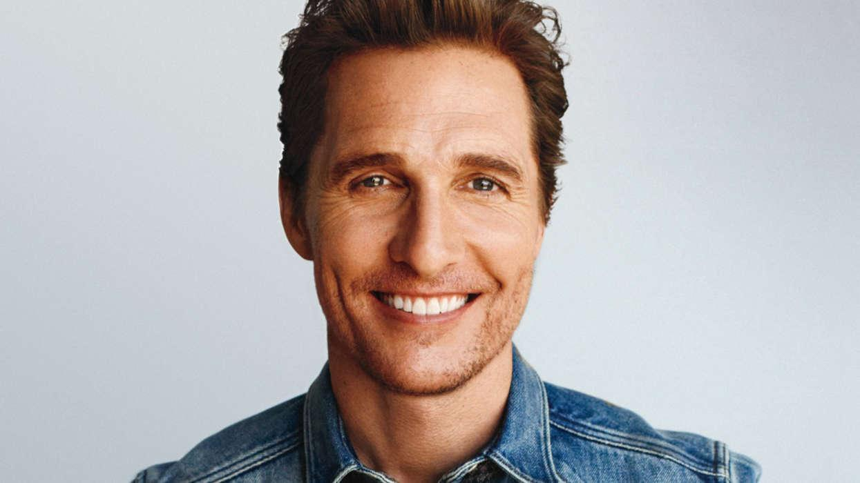 Matthew McConaughey Says He Once Thought About Leaving Hollywood To Become A 'Wildlife Guide'