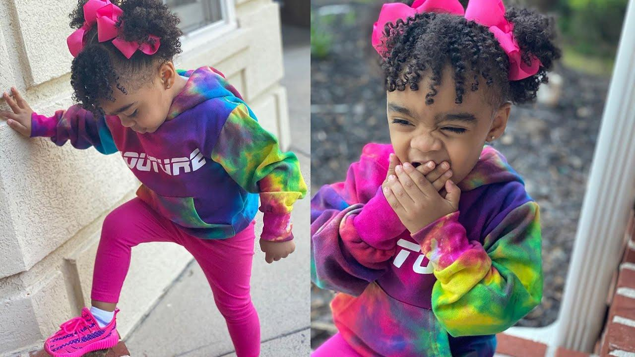 Toya Johnson Shares A Hilarious Video Featuring Reign Rushing - See It Here