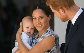 Meghan Markle And Prince Harry Gush Over Being 'Fortunate' To Witness Their Son's First Steps!