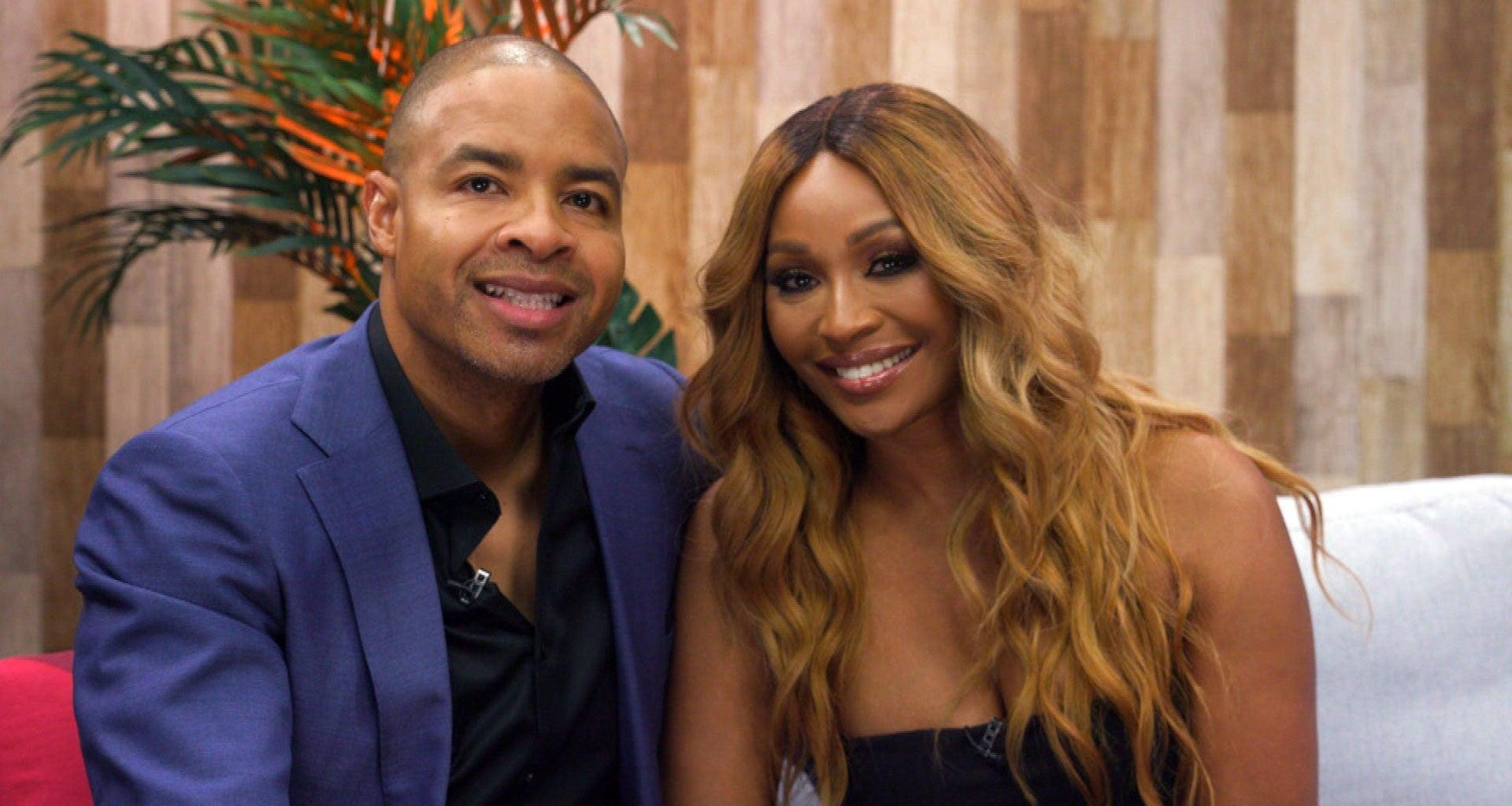 Mike Hill, Cynthia Bailey's Husband, Speaks On Eboni Williams Joining RHONY -- He Is Familiar With Her Work