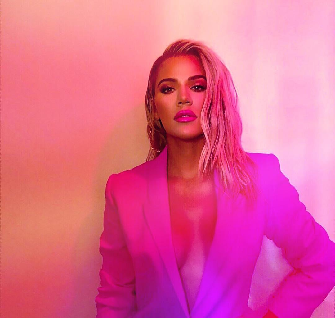 Khloe Kardashian Drops A Message For The Haters