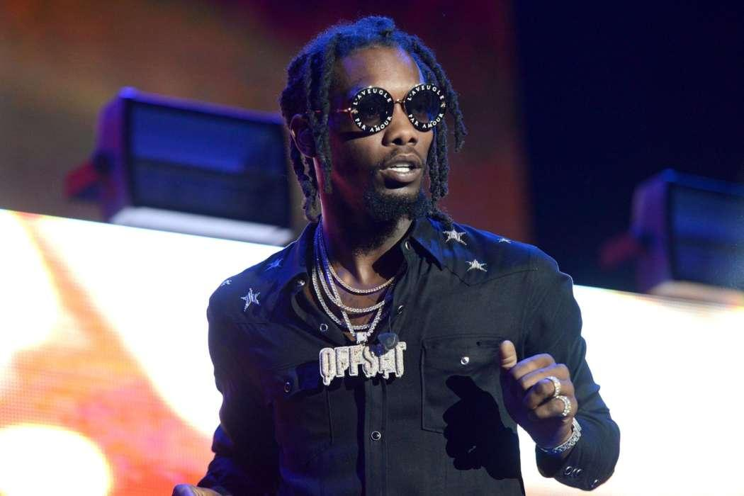 Offset Released From Police Custody After Having Been Detained At A Trump Rally