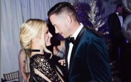 Paris Hilton Dedicates Her New Song 'I Blame You' To Love Of Her Life Carter Reum