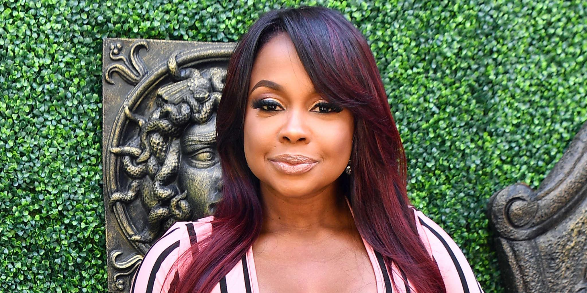 Phaedra Parks' Throwback Photo With Her Two Boys Makes Fans Smile