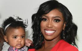 Porsha Williams' Daughter, Pilar Jhena Is The Cutest In This Video