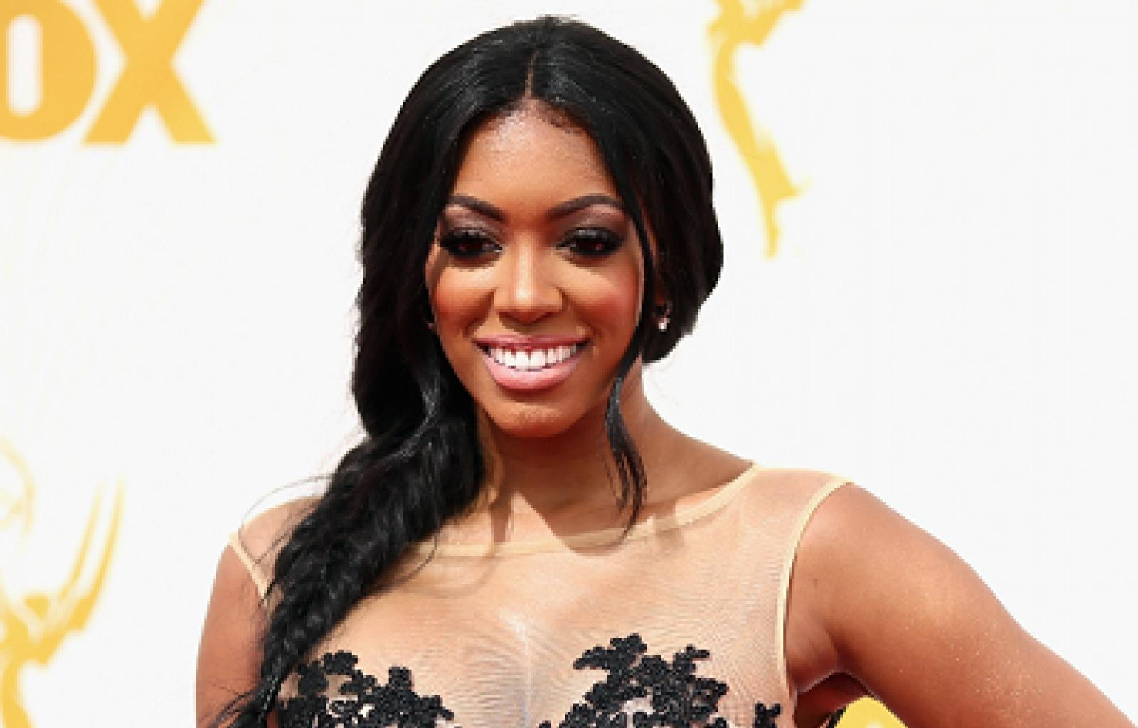 Porsha Williams Drops A Message About Peace And Comfort