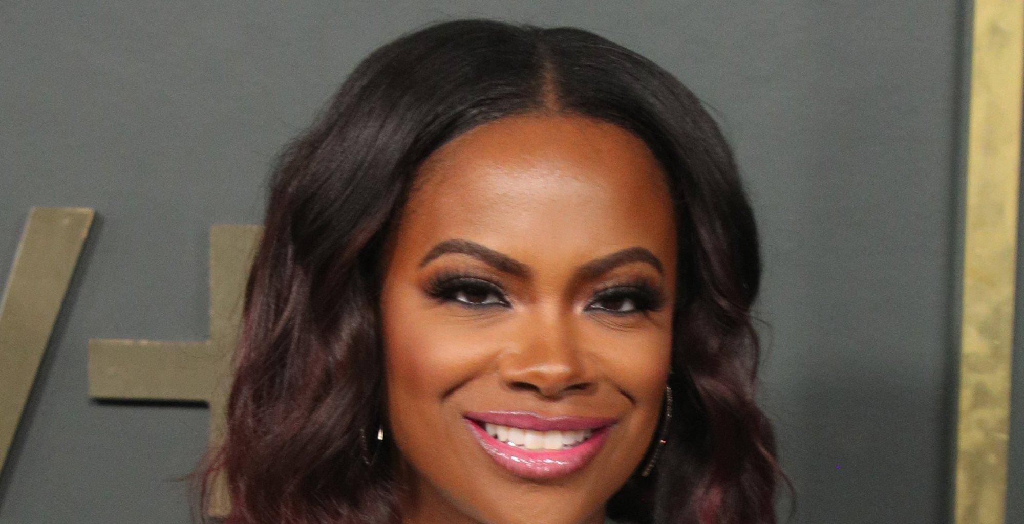 Kandi Burruss Wishes One Of Her BFFs A Happy Anniversary - See The Gorgeous Photos