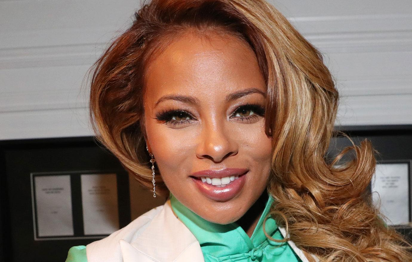Eva Marcille's Message Triggers A Debate Among Fans
