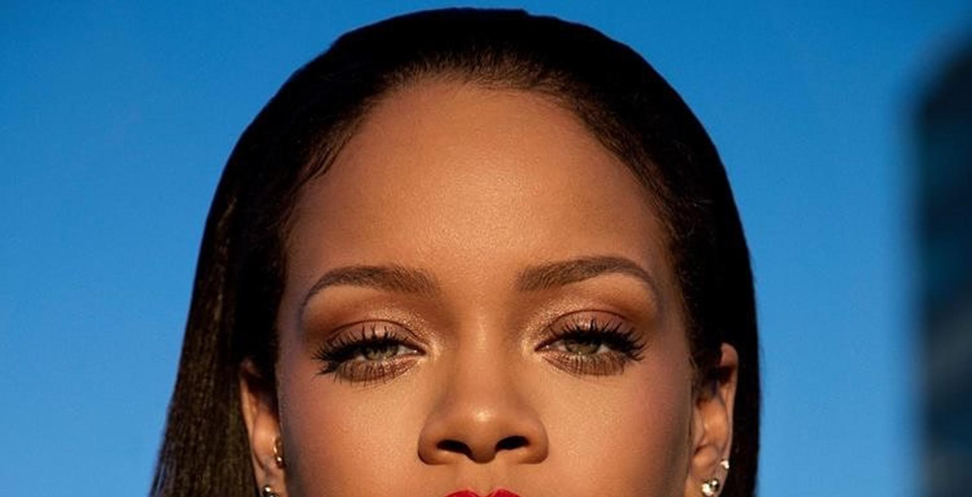 Rihanna Gives Fans An Eyeful While Leaving Music Video Shoot -- The New Album Seems Really Close