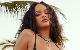 Rihanna Puts Her Curves On Full Display In Savage X Fenty Fishnet Body Stocking — See The Look
