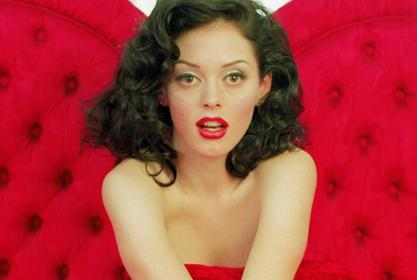 Rose McGowan Responds To Jeffrey Toobin Masturbation Scandal