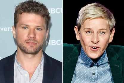 Ryan Phillippe Throws Some Shade At Ellen DeGeneres Amid Her Toxic Work Environment Scandal