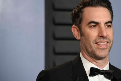 Sacha Baron Cohen Gives $100K To Borat 2 Babysitter Jeanise Jones