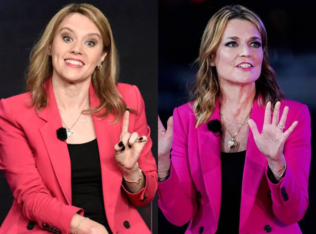 Savannah Guthrie Reportedly Contributed To Kate McKinnon's Perfect SNL Impersonation - Here's How!